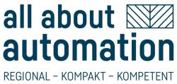 Logo der all about automation Messe